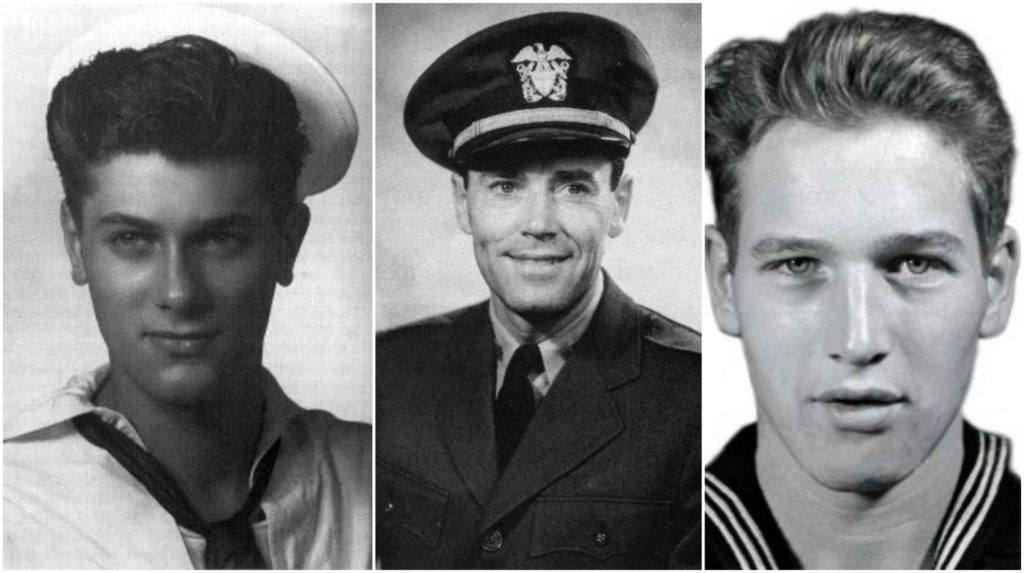 Top 10 Iconic Hollywood Stars Who Served During Ww2 The